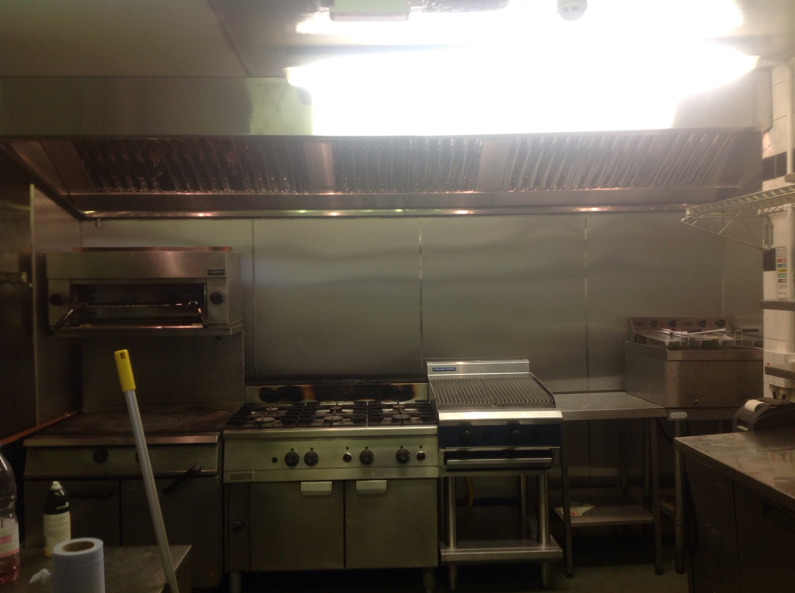 Commercial Catering Equipment Servicing Repairs Emergency Breakdowns Installation Exeter Devon